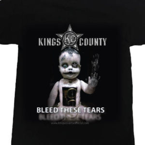Bleed These Tears T-shirt